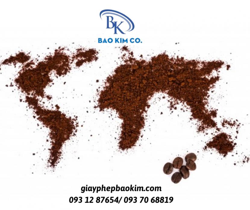 2 loại giấy phép cho cà phê rang xay xuất khẩu ra nước ngoài