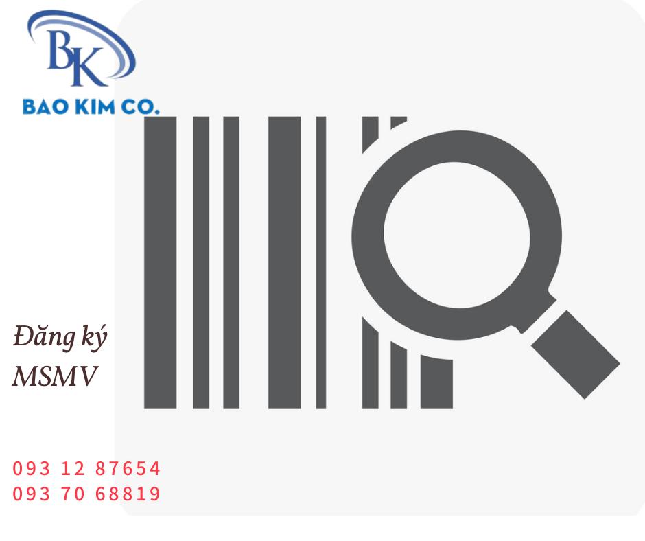dịch vụ đăng ký mã số mã vạch hàng hoá