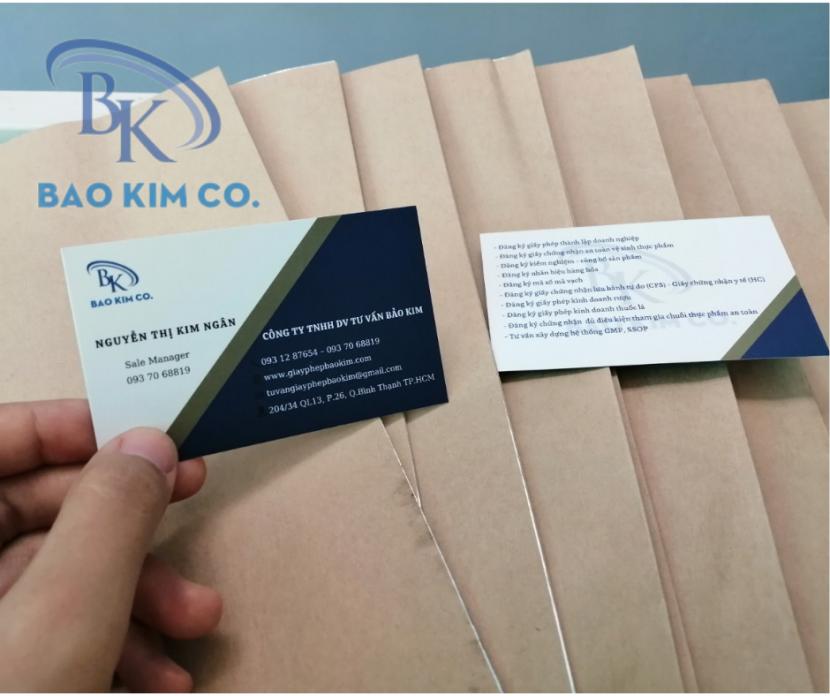 Hướng dẫn kiểm kiệm và công bố túi giấy kraft đựng cà phê