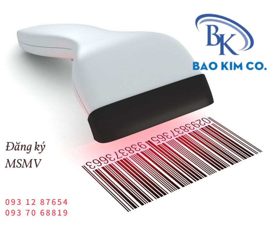 quy trình đăng ký mã số mã vạch